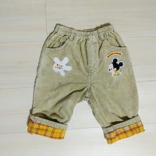 ディズニー(Disney)のミッキー パンツ 冬 (パンツ)