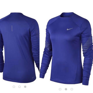 ナイキ(NIKE)の新品未使用✳︎NIKE ランニング長袖Tシャツ ナイキDRI-FIT(Tシャツ(長袖/七分))