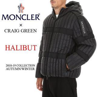 モンクレール(MONCLER)のMONCLER×CRAIG GREEN 18aw HALIBUTダウンsize1(ダウンジャケット)