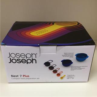 ジョセフジョセフ(Joseph Joseph)の【Joseph Joseph】ネスト7プラス キッチンボール 計量カップ(調理道具/製菓道具)
