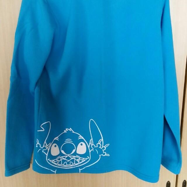 Disney(ディズニー)のスティッチ Tシャツ ロンT レディースのトップス(Tシャツ(長袖/七分))の商品写真