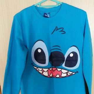 ディズニー(Disney)のスティッチ Tシャツ ロンT(Tシャツ(長袖/七分))