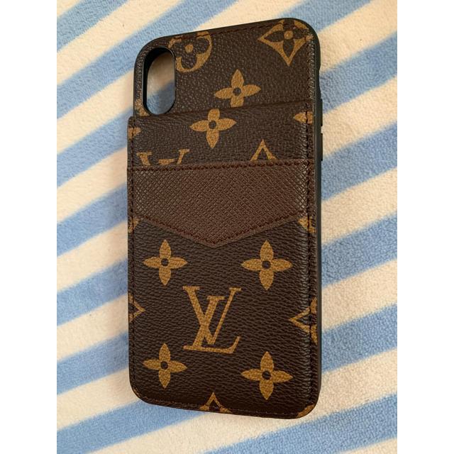 シャネルモチーフ iphoneケース | LOUIS VUITTON - iPhoneXR ケース ルイヴィトン の通販 by ゆーぽよ's shop|ルイヴィトンならラクマ