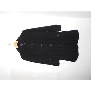 51201★ NEIGHBORHOOD ウール コート XS ブラック