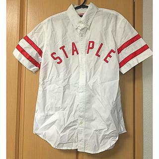 ステイプル(staple)のSTAPLE シャツ(Tシャツ/カットソー(半袖/袖なし))