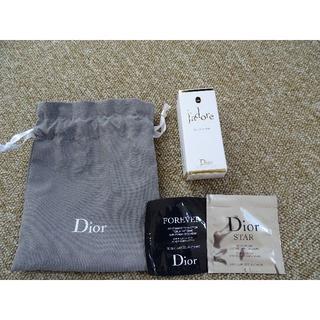 クリスチャンディオール(Christian Dior)のジャドール オードゥ パルファン ギフトバッグ入り(香水(女性用))