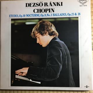 DEZSO RANKI CHOPIN LPレコード(レコード針)