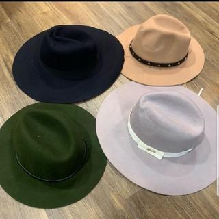 ザラ(ZARA)のハット 帽子 セット(ハット)