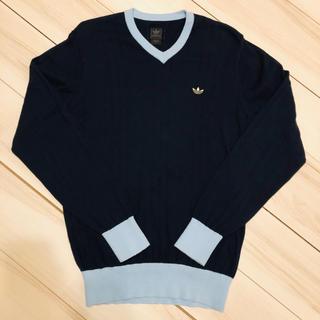 アディダス(adidas)のadidas originals  ロゴ ニット セーター(ニット/セーター)