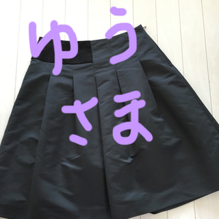 クーム(Coomb)のcoomb フレアスカート(ひざ丈スカート)