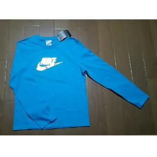 ナイキ(NIKE)のNIKE ロングTシャツ レディース L(Tシャツ(長袖/七分))