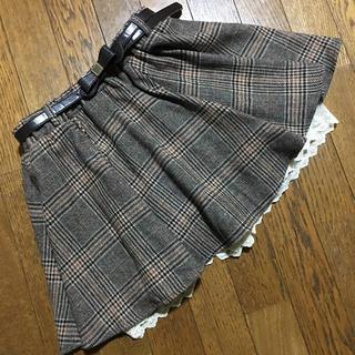 シマムラ(しまむら)のこたつ様専用  しまむら  フレアスカート(スカート)
