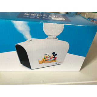 ディズニー(Disney)の加湿器 ディズニー ミッキー(加湿器/除湿機)