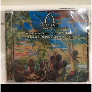 ディズニー(Disney)のディズニー アウラニ限定CD ハワイアンミュージック レア 館内BGM(ヒーリング/ニューエイジ)