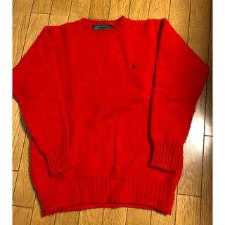 gymphlex ウールセーター