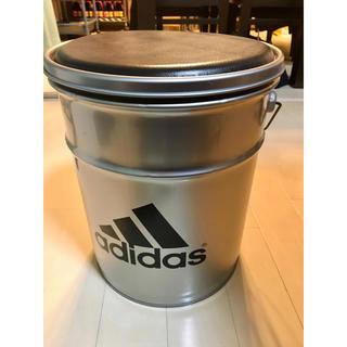 アディダス(adidas)のadidas 缶(座椅子)