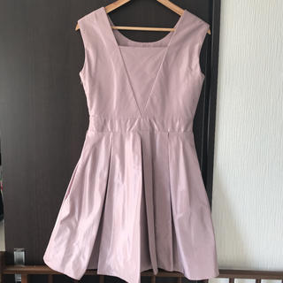 キッカザダイアリーオブ(KIKKA THE DIARY OF)のワンピース ドレス(ミディアムドレス)