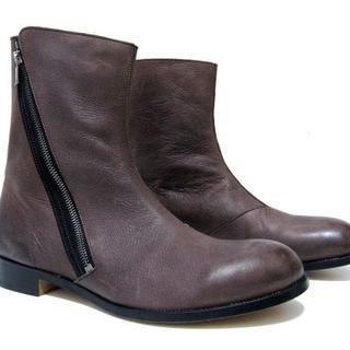 キャサリンハムネット(KATHARINE HAMNETT)の激安50%OFF!◆新品!KATHARINE HAMNETT ブーツ◆キャサリン(ブーツ)