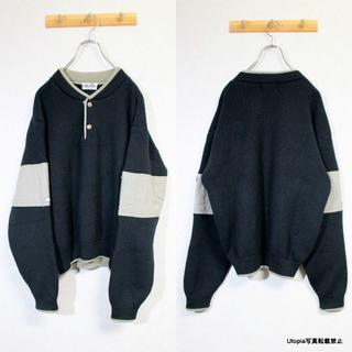 エレッセ(ellesse)の【ellesse】Design Knit(ニット/セーター)