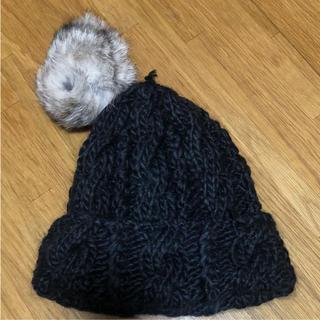 カクタスセポ(cactus..cepo.)のニット帽(ニット帽/ビーニー)