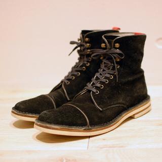トゥーアンドコー(TO&CO.)のTO&CO. トゥーアンドコー スエードブーツ(ブーツ)