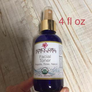 ハニーガールオーガニクス(Honey Girl Organics)のハニーガールオーガニクス faicial toner 化粧水(化粧水 / ローション)