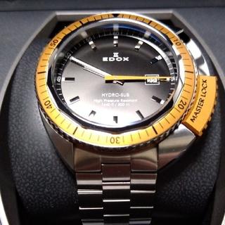 エドックス(EDOX)のEDOX HYDRO-SUB500m (腕時計(アナログ))