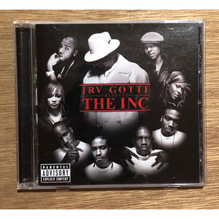 The Inc / Irv Gotti Presents... The Inc(ヒップホップ/ラップ)