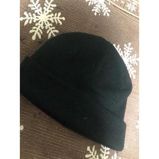 ウィゴー(WEGO)のWEGO ニット帽 値下げしました(ニット帽/ビーニー)