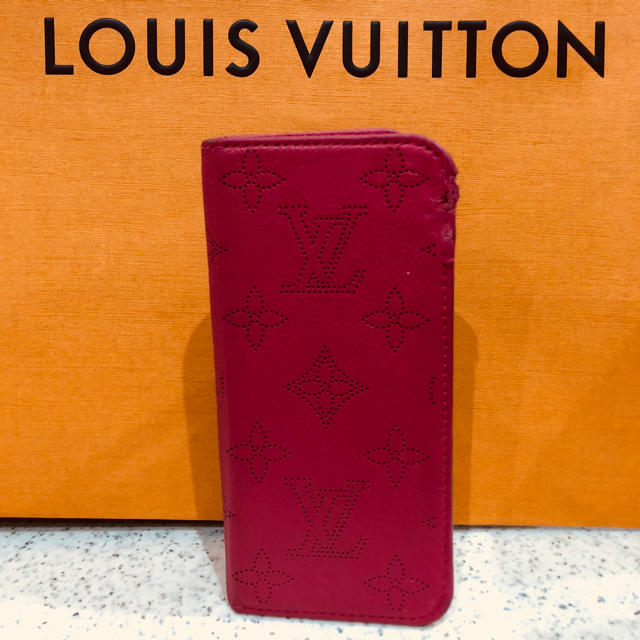 elecom iphone7 ケース | LOUIS VUITTON - LV☆iPhone6s,7,8ケースの通販 by RIN*プロフ必読|ルイヴィトンならラクマ