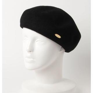 バーバリーブルーレーベル(BURBERRY BLUE LABEL)のBLUELABEL CRESTBRIDGE/ ベレー帽(ハンチング/ベレー帽)