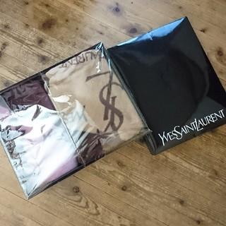 イヴサンローランボーテ(Yves Saint Laurent Beaute)のイヴ・サンローラン毛布(毛布)