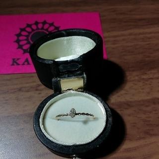カオル(KAORU)のKAORU  18Kリング(リング(指輪))