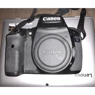 キヤノン(Canon)のcanon 7D レンズセット(デジタル一眼)