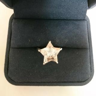スタージュエリー(STAR JEWELRY)のスタージュエリー 星のリング(リング(指輪))