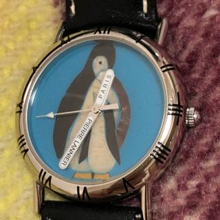 ピエールラニエ(Pierre Lannier)のピエールラニエ Pierre Lannier ペンギン 腕時計(腕時計)
