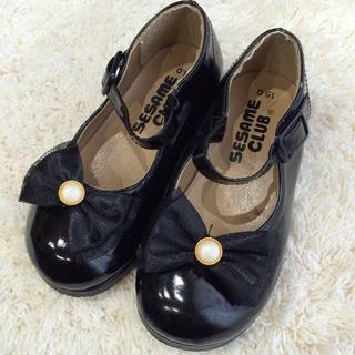 セサミクラブ(SESAMI CLUB)の15センチおめかし用靴(その他)