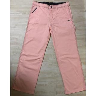 ツアーステージ(TOURSTAGE)のソケット様  専用 ゴルフズボン メンズ85  ツアーステージ   ピンク色(ウエア)