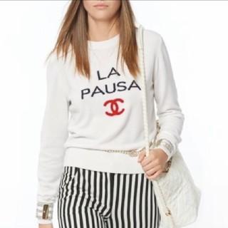 シャネル(CHANEL)のジュン様専用/新品 CHANEL/LA PAUSA 2019 カシミヤ セーター(ニット/セーター)