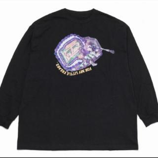 シャイニー(SHINee)のKEYLAND ロンT 黒 S(Tシャツ/カットソー(七分/長袖))