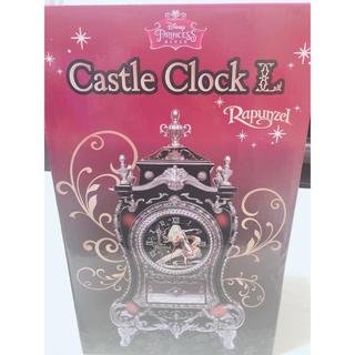 ディズニー(Disney)のラプンツェル 時計(置時計)