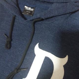デビルユース(Deviluse)のD knit Pullover Hooded  Deviluse  デビルユース(ニット/セーター)
