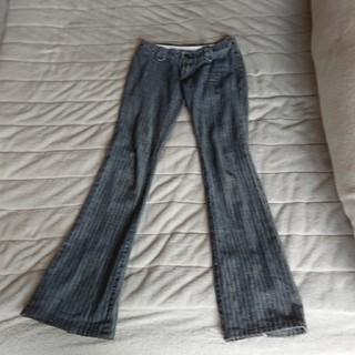 アールジーン(Earl Jean)のEarl Jean ブーツカットパンツ 25インチ(デニム/ジーンズ)