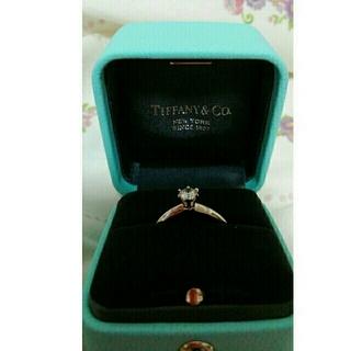 ティファニー(Tiffany & Co.)のセール!!ティファニー 婚約指輪(リング(指輪))