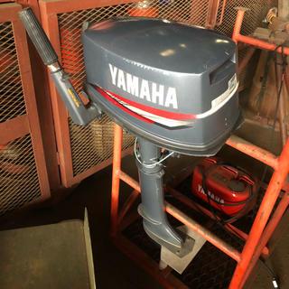 ヤマハ(ヤマハ)の船外機 ヤマハ 5馬力 燃料タンク(その他)