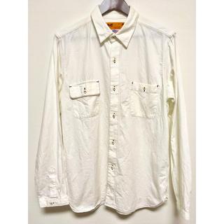 ショット(schott)のschott☆ワークシャツ☆新品未使用タグあり☆XL☆(シャツ)