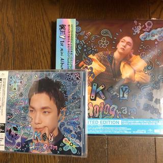 シャイニー(SHINee)のSHINee key hologram ホログラム(K-POP/アジア)