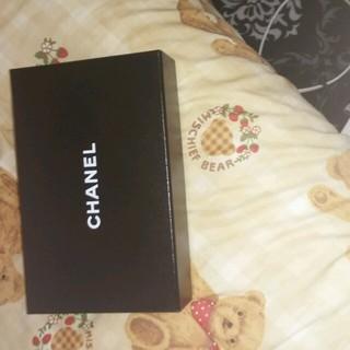シャネル(CHANEL)のCHANELの空箱(財布)