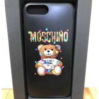 b67b13fda9 モスキーノ(MOSCHINO)のiPhone plus新作☆モスキーノ Moschino テディベア(iPhoneケース)