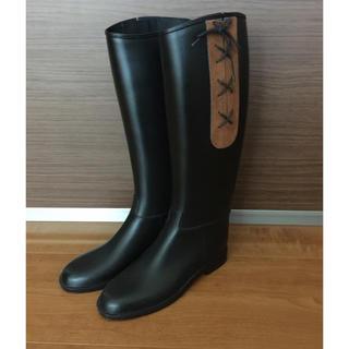 ダフナブーツ(Dafna Boots)のダフナ レインブーツ 38 24cm (レインブーツ/長靴)